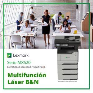 Lexmark MX 520
