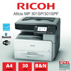 Ricoh Aficio MP301SP