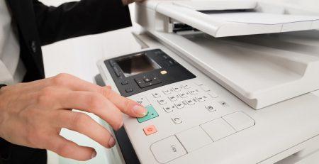 Impresora de alta producción