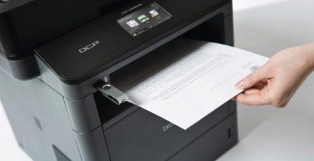 Multifunción con Fax