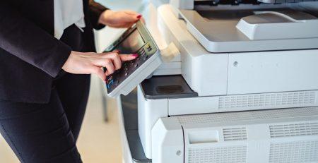 impresora de alto volumen