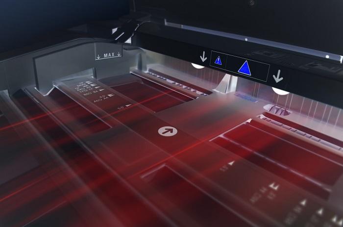 Impresora de ADN