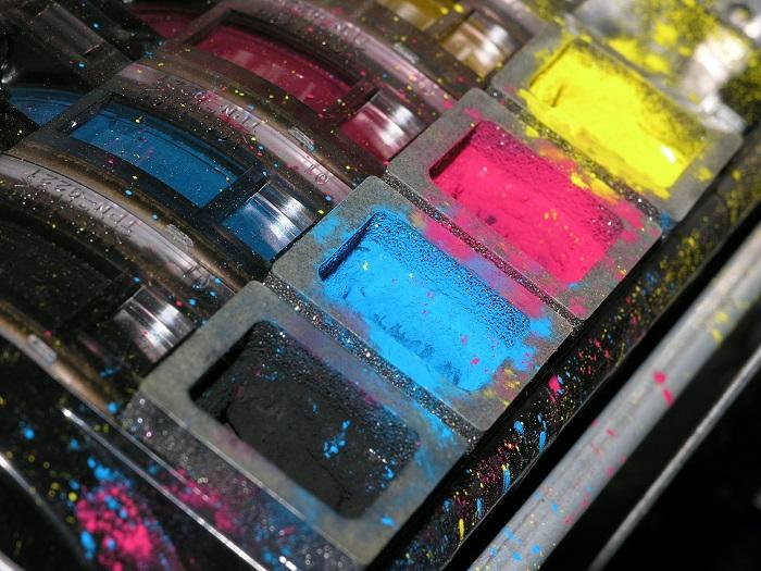 consumibles de impresora falsos